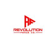 Revolution Fence Co. Logo - Entry #302
