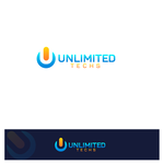 Unlimited Techs Logo - Entry #2
