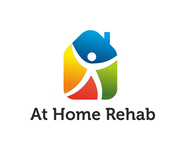 At Home Rehab Logo - Entry #39