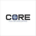 Core Physical Therapy and Sports Performance Logo - Entry #349
