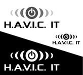 H.A.V.I.C.  IT   Logo - Entry #19