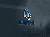 MD Building Maintenance Logo - Entry #153