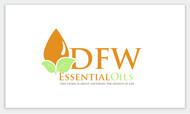 DFW Essential Oils Logo - Entry #19