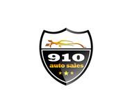 910 Auto Sales Logo - Entry #82