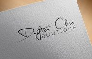 Drifter Chic Boutique Logo - Entry #401