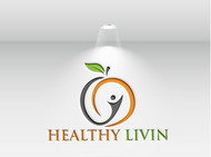 Healthy Livin Logo - Entry #78