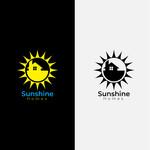 Sunshine Homes Logo - Entry #597