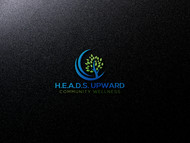 H.E.A.D.S. Upward Logo - Entry #135
