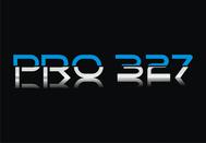 PRO 327 Logo - Entry #18