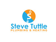 Steve Tuttle Plumbing & Heating Logo - Entry #17