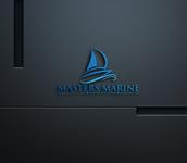 Masters Marine Logo - Entry #281