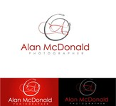 Alan McDonald - Photographer Logo - Entry #7