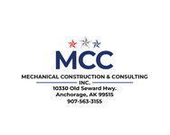 Mechanical Construction & Consulting, Inc. Logo - Entry #22