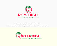RK medical center Logo - Entry #54