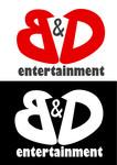 B&D Entertainment Logo - Entry #125