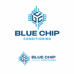 Blue Chip Conditioning Logo - Entry #106