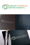 Durham Financial Centre Knights Logo - Entry #71
