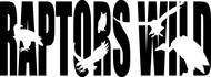 Raptors Wild Logo - Entry #400