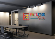 PixelFree Studio Logo - Entry #99