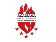 Acadiana Fire Extinguisher Sales and Service Logo - Entry #314