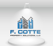 F. Cotte Property Solutions, LLC Logo - Entry #58