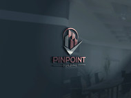 PINPOINT BUILDING Logo - Entry #165