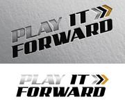 Play It Forward Logo - Entry #130