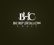 Burp Hollow Craft  Logo - Entry #130