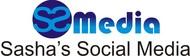 Sasha's Social Media Logo - Entry #100