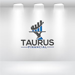 "Taurus Financial (or just ""Taurus"") Logo - Entry #450"