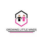 Growing Little Minds Early Learning Center or Growing Little Minds Logo - Entry #94