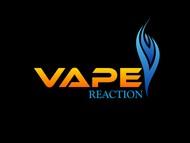 Vape Reaction Logo - Entry #142