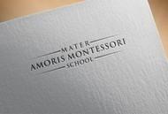 Mater Amoris Montessori School Logo - Entry #410