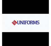 B&A Uniforms Logo - Entry #172