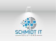 Schmidt IT Solutions Logo - Entry #72