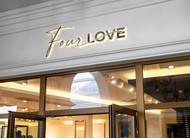 Four love Logo - Entry #280
