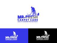 Mr. Fresh Carpet Care Logo - Entry #67