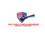 Off Grid Preparedness Supply Company Logo - Entry #6