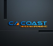 CA Coast Construction Logo - Entry #200