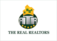The Real Realtors Logo - Entry #58