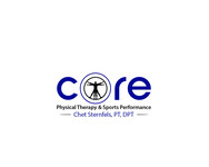 Core Physical Therapy and Sports Performance Logo - Entry #229