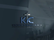 Kingdom Insight Church  Logo - Entry #12