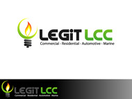 Legit LED or Legit Lighting Logo - Entry #178