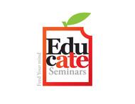 EducATE Seminars Logo - Entry #104