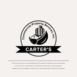 Carter's Commercial Property Services, Inc. Logo - Entry #243