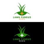 Lawn Fungus Medic Logo - Entry #112