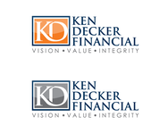 Ken Decker Financial Logo - Entry #176