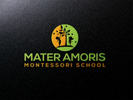 Mater Amoris Montessori School Logo - Entry #106