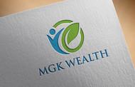 MGK Wealth Logo - Entry #413