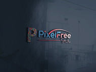 PixelFree Studio Logo - Entry #47